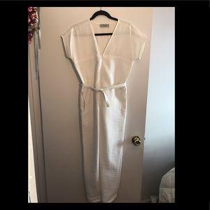 Rachel Comey White Jumpsuit